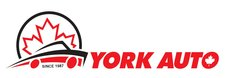 York Auto Logo
